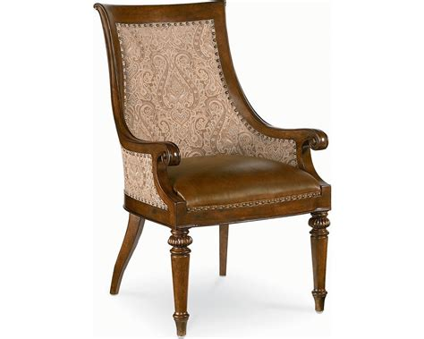 upholstered dining room chairs with arms marceliano upholstered arm chair dining room furniture