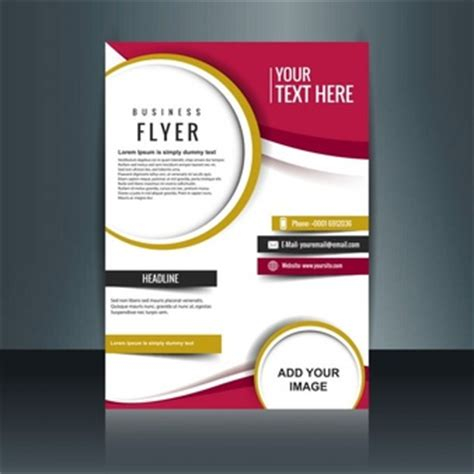 beautiful brochure templates templates vectors 94 400 free files in ai eps format