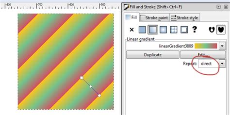 inkscape tutorial gradient quick tip how to create gradient fills and on stroke in