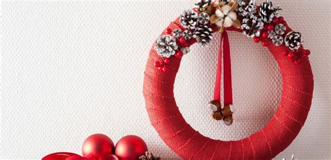 porta candele natalizie fai da te decorazioni natalizie fai da te idee per decorare casa