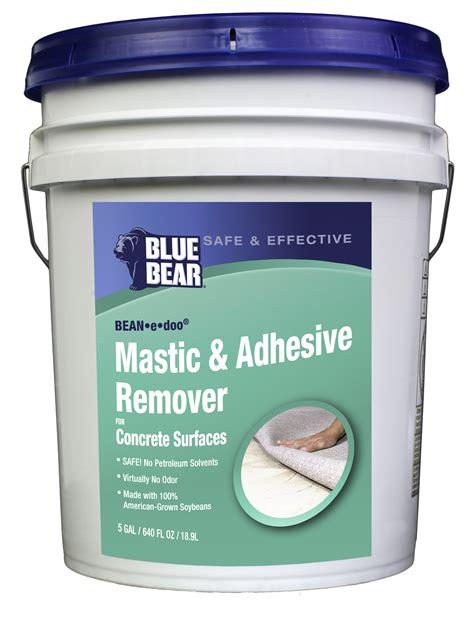 Bean e doo Mastic Remover   LogFinish.com