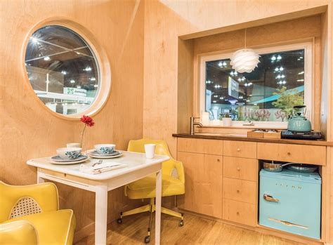 Sol Kitchen by Sol Pod By Sol Haus Design Tiny House Living