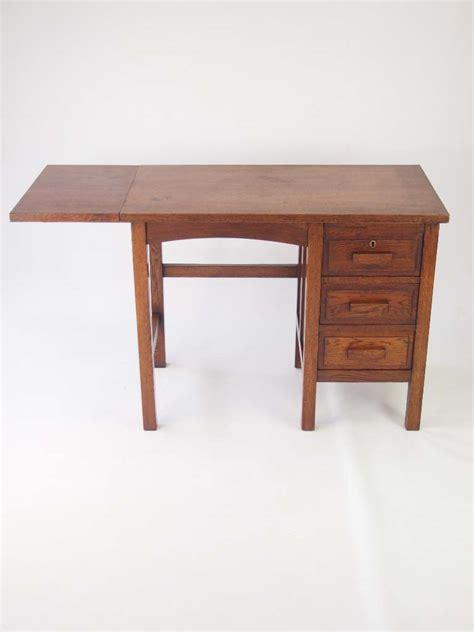 vintage oak s desk small vintage oak desk circa 1930s for sale