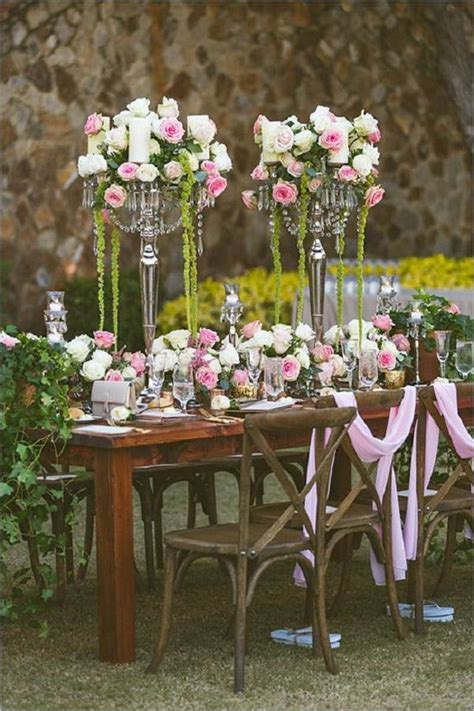 rustic backyard wedding reception ideas 35 rustic backyard wedding decoration ideas deer pearl flowers