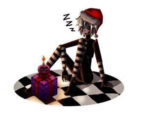 Fnaf a puppet s christmas by xxelectric ribelxx on deviantart