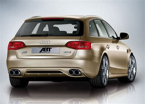 Audi As4 Abt by Abt Audi As4 Avant Car Tuning