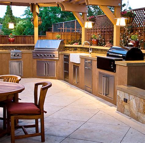 Paradise Outdoor Kitchens by Custom Outdoor Kitchens Palm Kitchen Grills Palm
