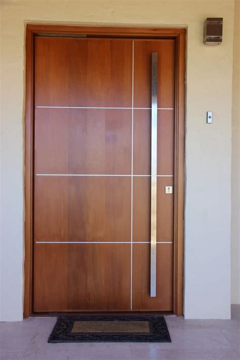 porta a porta 90 modelos de portas tipos correr madeira vidro e fotos
