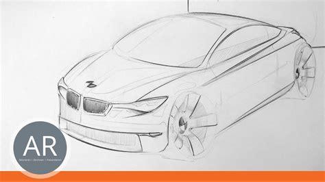 Autos Leicht Malen by Autos Zeichnen Lernen Eine Einfache Art Autos Zu