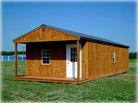 graceland portable buildings cabins