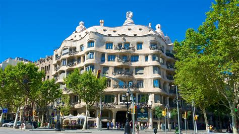 Home Floor Plan by Casa Mila In Barcelona Expedia