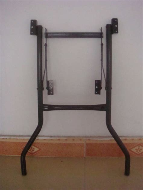 Metal Folding Table Legs China Folding Metal Table Legs Eb300 China Furniture Table