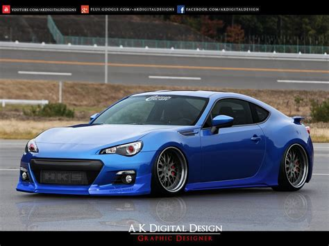 subaru brz modded 2013 subaru brz modified youtube