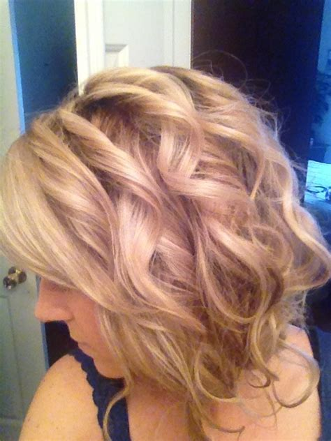 what size curling wand for bob wand curls and fake bob pinned hair to side hairstyles