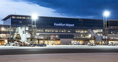 breaking news another record frankfurt airport
