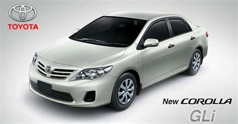 New Prices New Toyota Corolla Gli Price In Pakistan Features Specs