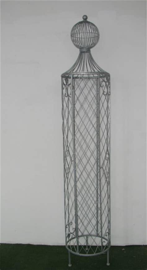 Obelisk Garten Rankhilfe by Garten Rankstab Rankhilfe Pfosten Obelisk 225cm Feuer Verzinkt Gartengestaltung