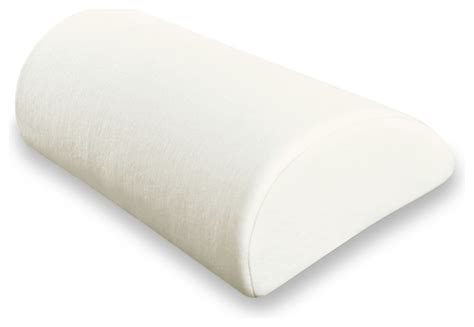 Cylinder Pillow by Soft 4 In 1 Memory Foam Pillow Half Cylinder Half Moon