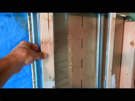 learn how to install a pocket door in an existing doorway and wall this demonstration is for