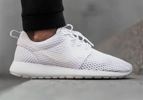 Nike Roshe Run Two White this nike roshe run in white mesh might be the summer sneaker sneakernews