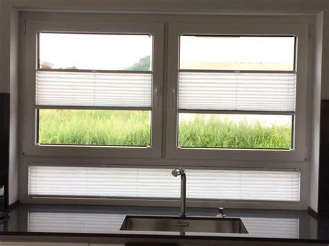 Fenster Sichtschutz Plissee by Plissee Fenster Catlitterplus