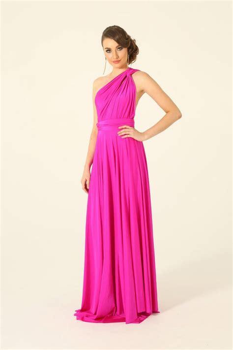 fuchsia color dress best 25 fuschia bridesmaid dresses ideas on