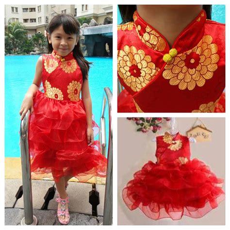 Baju Anak Perempuan Setelan Tosca Import High Quality jual zeo cheongsam for baju cheongsam anak yuk murah