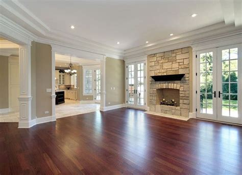 warm cherry living room hardwood floors a place to call home paint colors