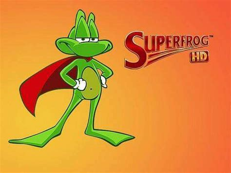 android apk game superfrog hd