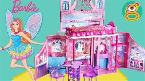 barbie mariposa doll house barbie mariposa castillo reino hadas barbie butterfly fairy princess doll house