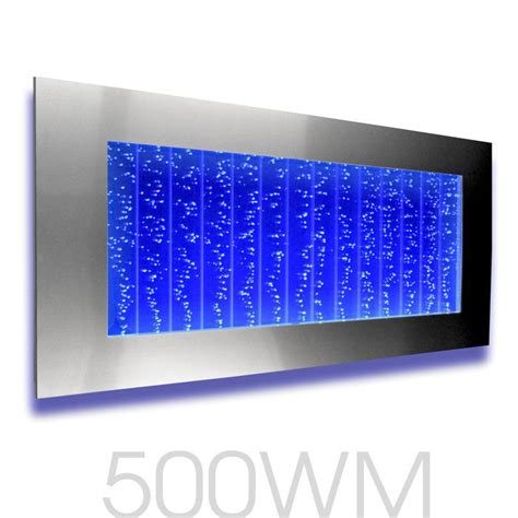 argos led pin bubble horizontal wall mount led wall indoor water feature 45 wall mount colors and
