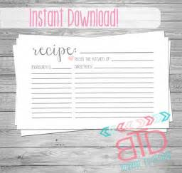 free printable recipe template doc 490331 blank recipe template 300 free printable