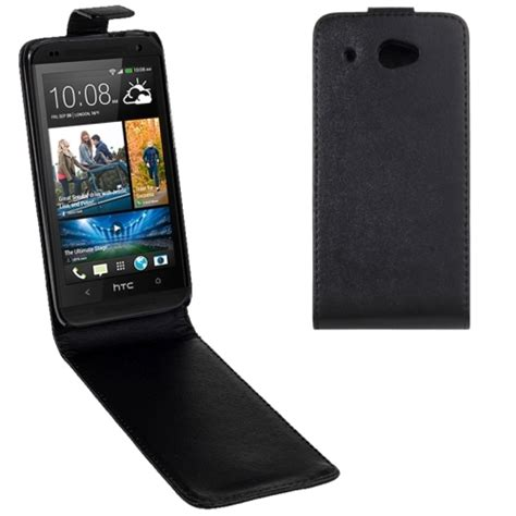 Hp Htc Desire 601 Zara vertical flip magnetic snap leather for htc desire