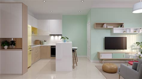 scandinavian color bright scandinavian decor in 3 small one bedroom apartments