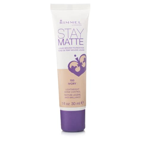 Rimmel Stay Matte disappointing products s