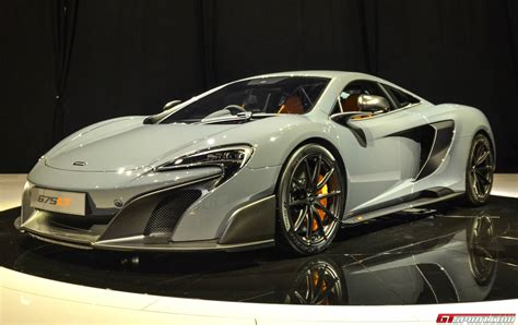 mclaren 675lt limited to 500 units and priced at 163 259 500