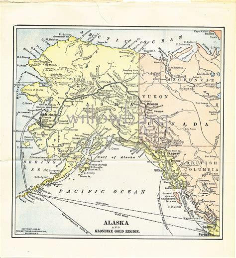 printable map alaska printable map of alaska