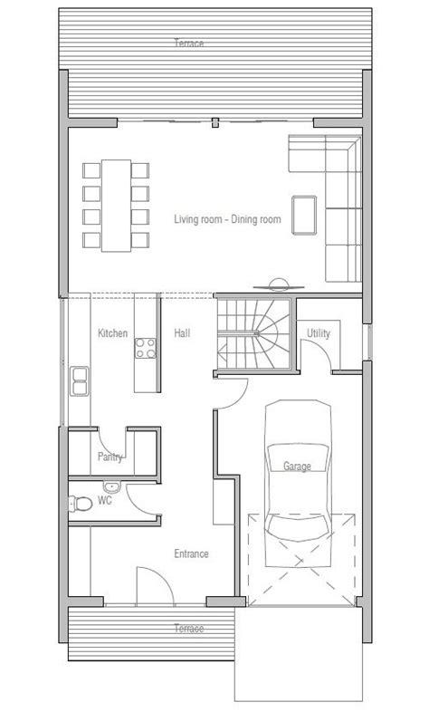 small craftsman house plans best of narrow lot house plans small house plan to very narrow lot dreamhome pinterest