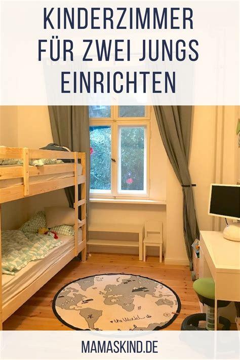 Kinderzimmer Zwei Kinder by Kinderzimmer F 252 R Zwei Jungs Ideen Zum Einrichten Mit