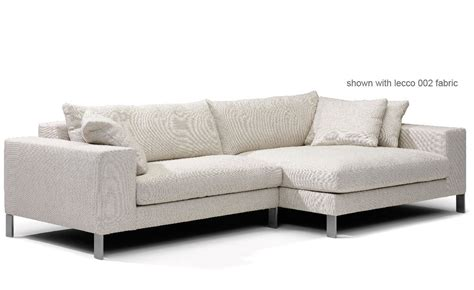 Plaza Small Sectional Sofa Hivemodern Com Compact Sectional Sofas