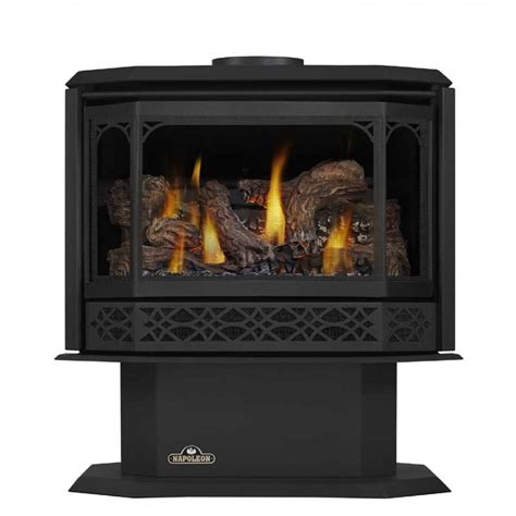 napoleon gds50 1nsb direct vent gas stove at
