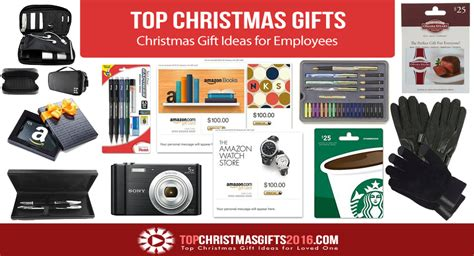 best christmas gift ideas for employees 2017 top
