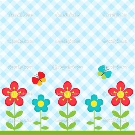 imagenes de mariposas y flores en caricatura imagenes flores caricatura buscar con google flor