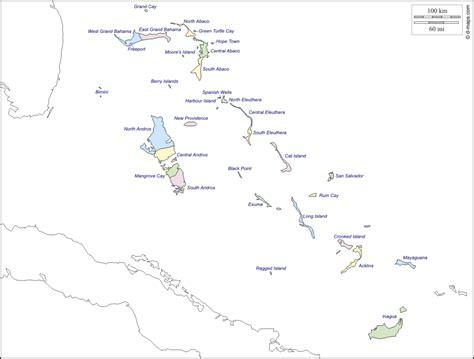bahamas map coloring page bahamas map printable map of world bahamas map coloring