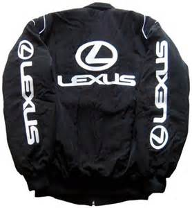 Lexus Apparel Lexus Team Jacket Black M Xxxl Car
