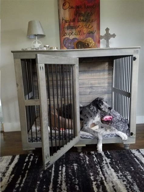 great dane dog houses best 20 dog crates ideas on pinterest