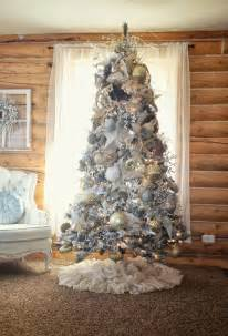 shabby chic christmas tree christmas pinterest