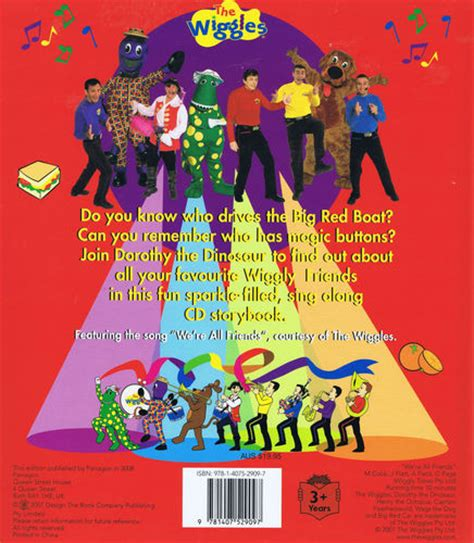 and all friends books image we reallfriends book backcover jpg wigglepedia