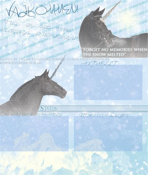 layout maker howrse free snow layout for howrse on swedish free to use by tquales