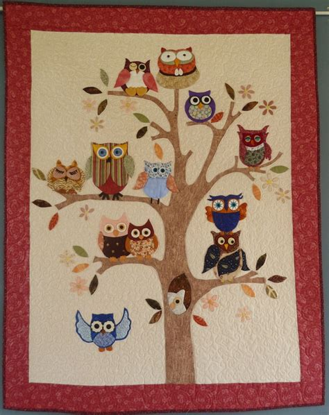 Owl Patchwork Patterns - 89 best sewing owl patterns images on owls